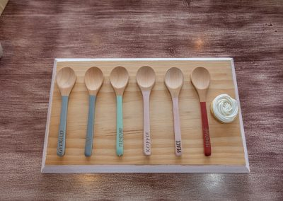 Kontrei Padstal Arts and Crafts Spoons