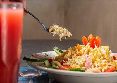 Kontrei Padstal Salad