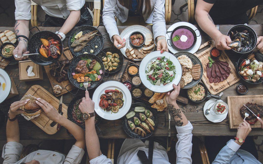 Sunday Harvest Table